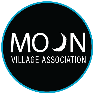 Reenacting the overview effect with the Moon Village Association Payload Project