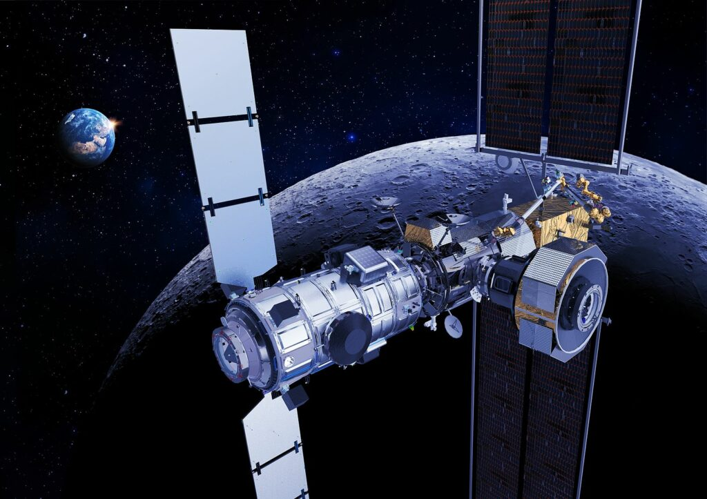 Turning science fiction into reality: OHB and Thales Alenia Space sign contract for refuelling system for Lunar Gateway