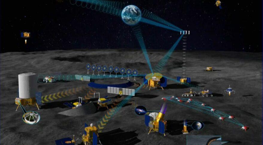 China, Russia reveal roadmap for international moon base