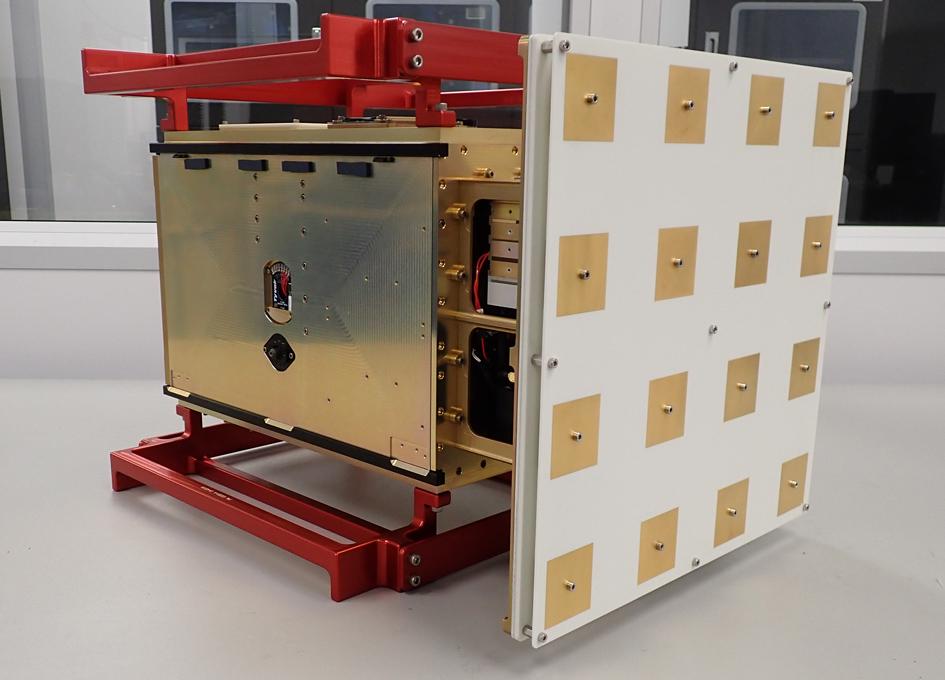 CAPSTONE's CubeSat Prepares For Lunar Flight